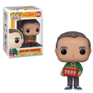 🆕 Listing - FUNKO Pop! Mister Rogers #634